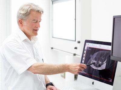 Orthopädie Diagnostik
