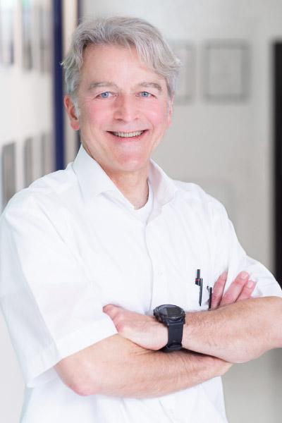 Orthopäde Dr. Jürgen Herrmann