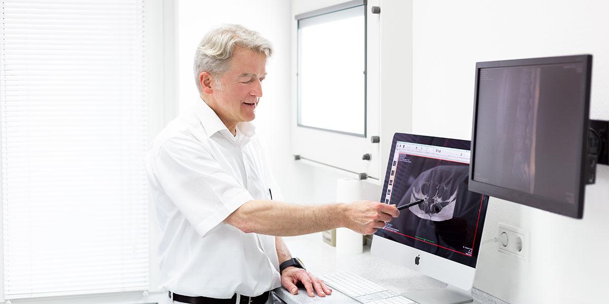 Diagnostik Orthopädie